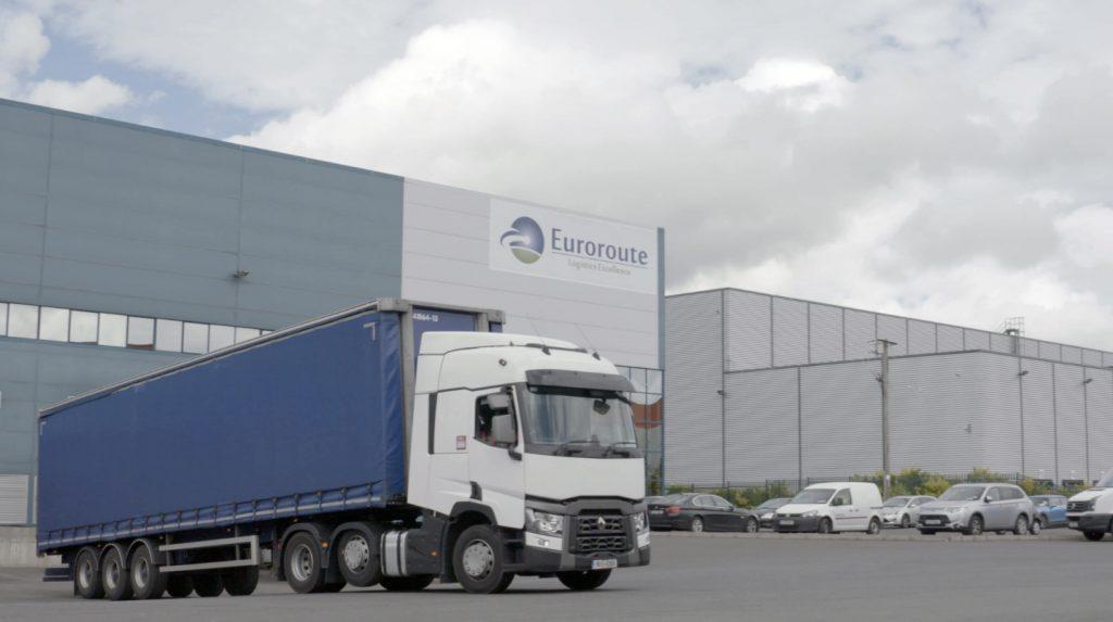 Euroroute freight